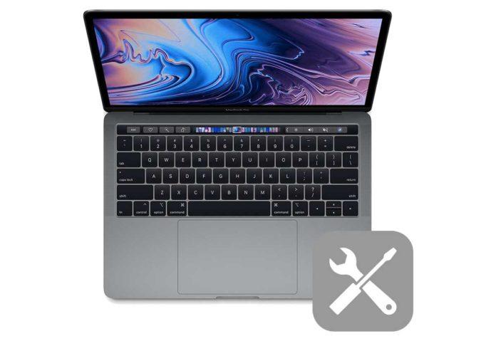 Riparazione MacBook Pro 2018