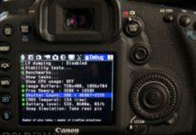 ShutterCount app per scoprire il numero di scatti di una Canon usata