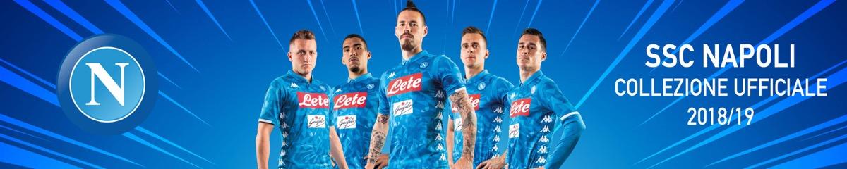 SSC Napoli sbarca su Amazon: è il primo club in Italia