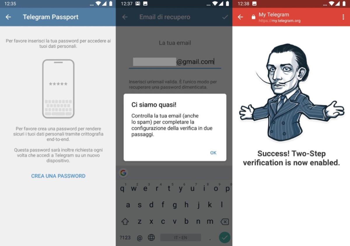Telegram Passport, arriva il servizio di identificazione personale digitale
