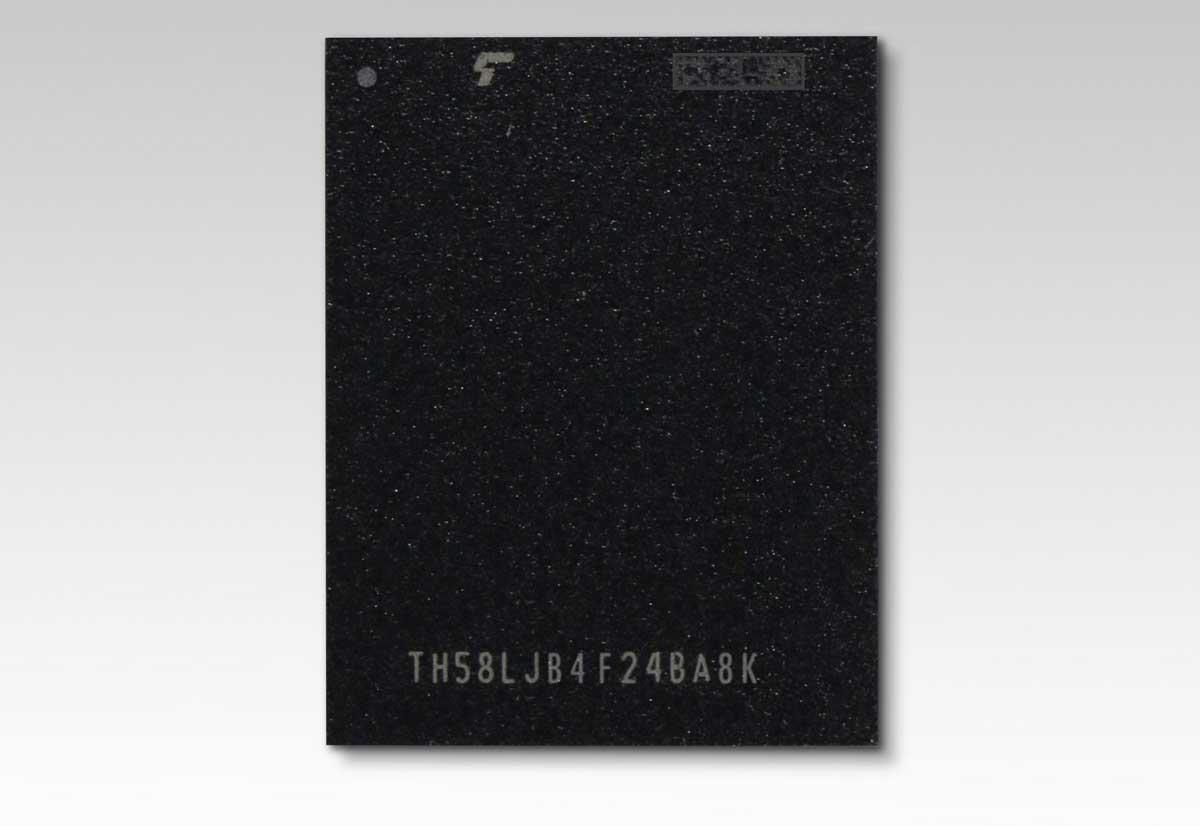 Memoria BiCS FLASH 96-Layer con tecnologia QLC