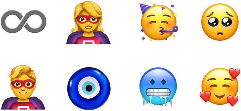 Ecco le nuove emoji iPhone in arrivo entro l'anno