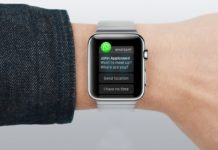 WhatsApp per Apple Watch con l'app WatchMsg