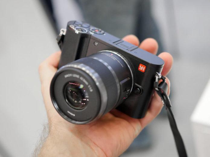 Yi M1, la mirrorless 4K all'assurdo prezzo di 244 euro su Amazon