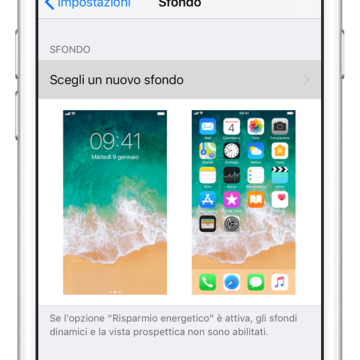 Sfondi per iphone in movimento
