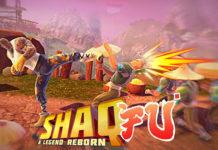 Shaq Fu: A Legend Reborn, il picchiaduro stile sala giochi è gratis su iOS