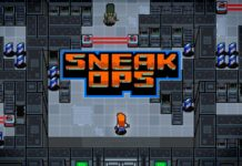 Sneak Ops, lo stealth game per tutti gratis su iOS