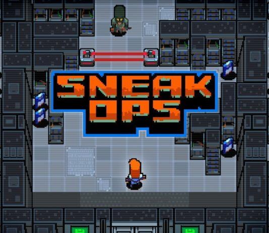 Sneak Ops, lo stealth game per tutti gratis su iOS
