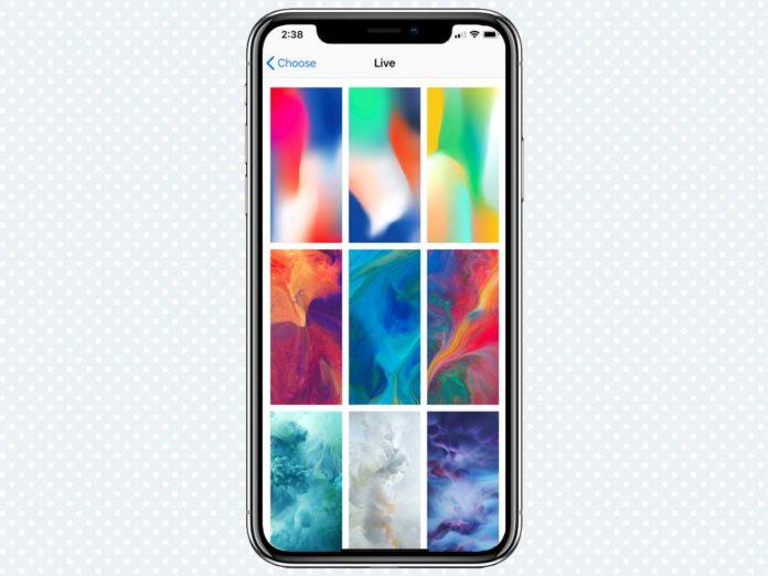 Come impostare sfondo live su iphone xr