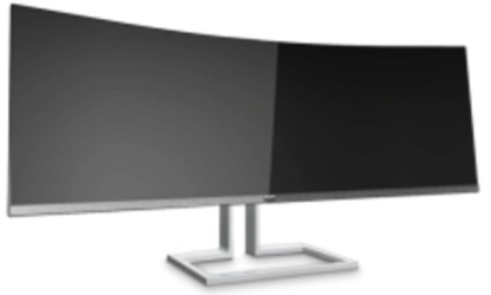 Philips 499P9H, a IFA 2018 il monitor SuperWide da 49""