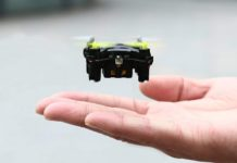 Su Amazon il mini drone Aukey si acquista in sconto a 17,99 euro