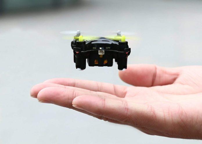 Su Amazon il mini drone Aukey si acquista in sconto a 17,99 euro