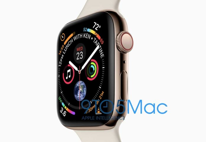 Apple Watch 4 i9to5mac