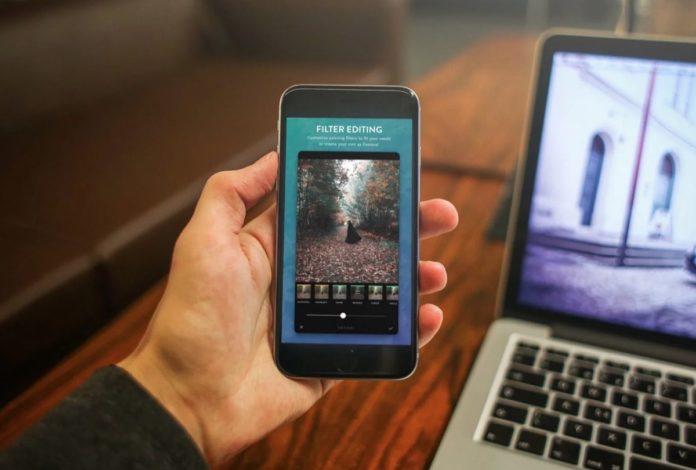 Afterlight 2 per iOS, un piccolo Photoshop nel palmo della mano