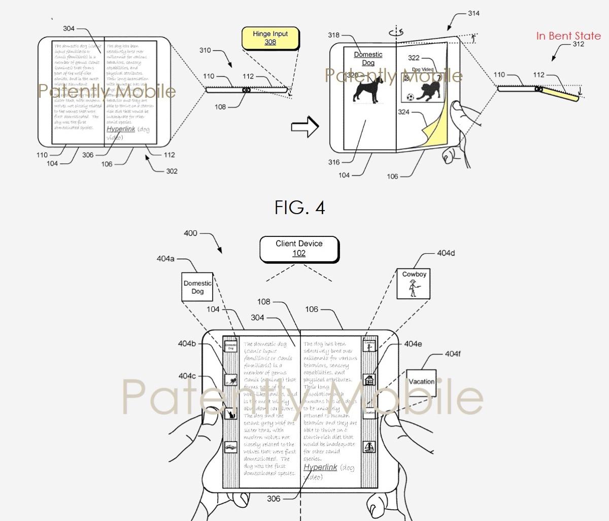 Surface Phone Microsoft nega ma il brevetto dice il contrario