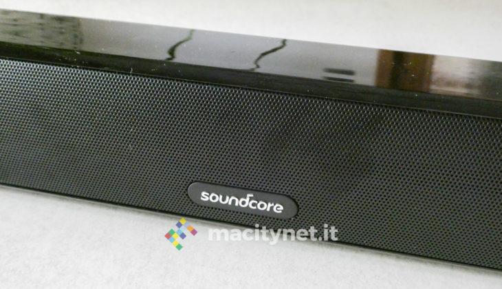 Recensione Anker Soundcore Infini Mini, la soundbar per il cinema in salotto