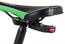 Fanalino posteriore per bicicletta con antifurto in sconto a 17,99 euro