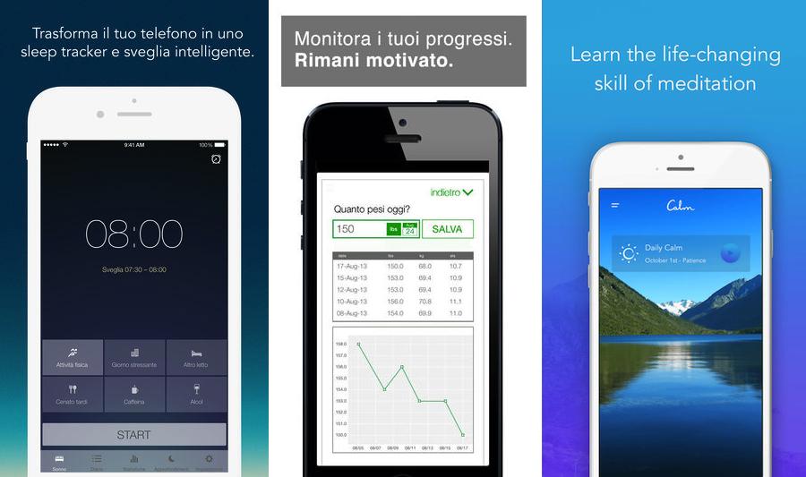 Le app per chi torna dalle vacanze, per affrontare il rientro in ufficio con iPhone e iPad