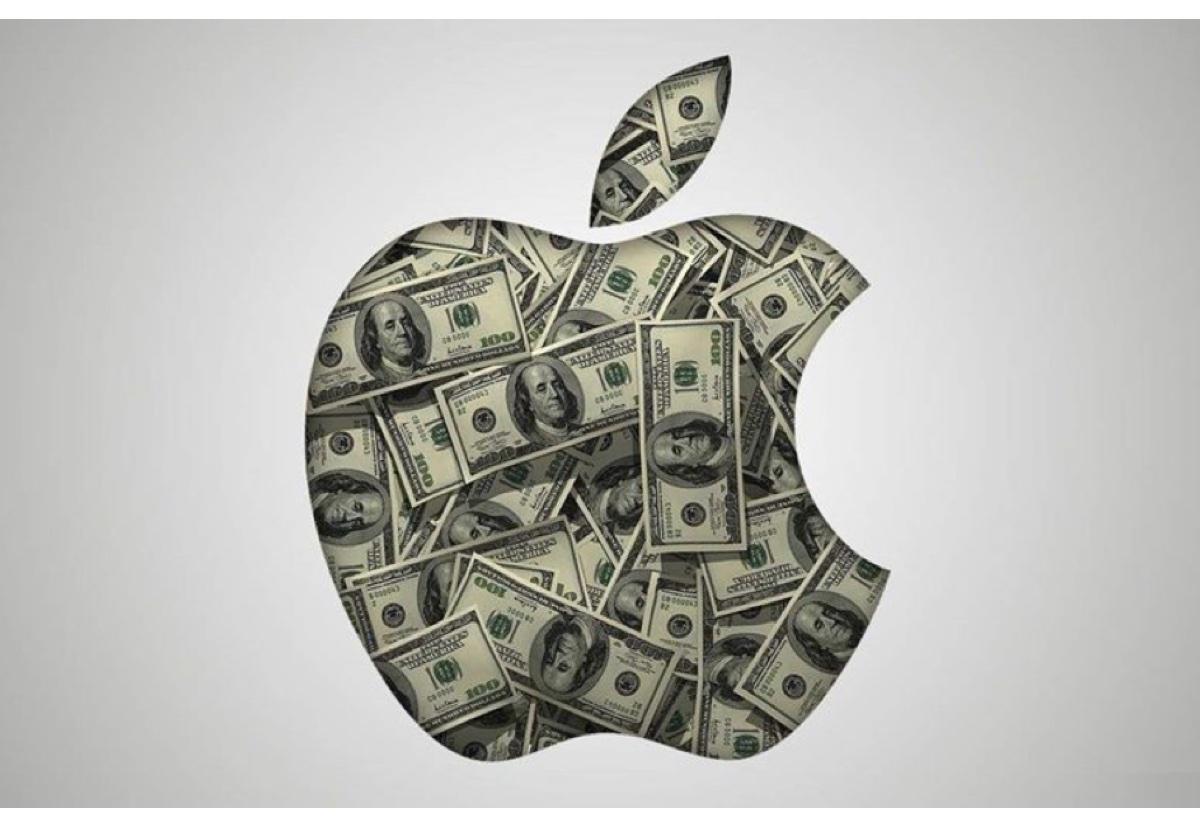 Apple vale mille miliardi di dollari ma c'è un piccolo errore