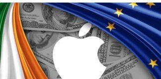 Apple ha versato 9 miliardi di euro in tasse arretrate all'Irlanda