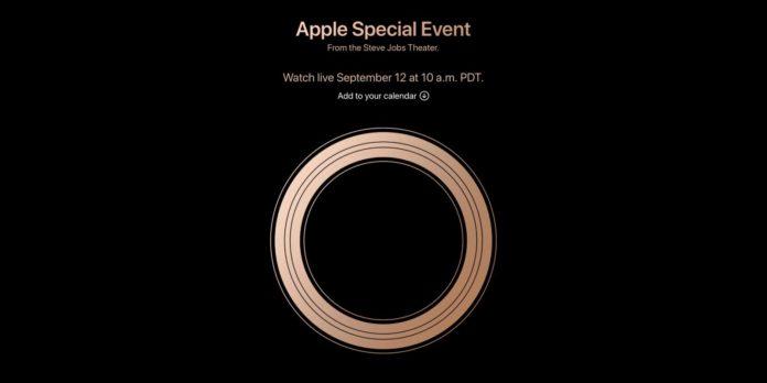 Presentazione Apple nuovi iPhone 2018, quel che dovet sapere