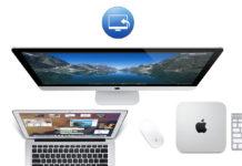 Esempio Torna al mio Mac