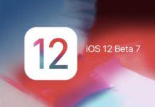 iOS 12 beta 7