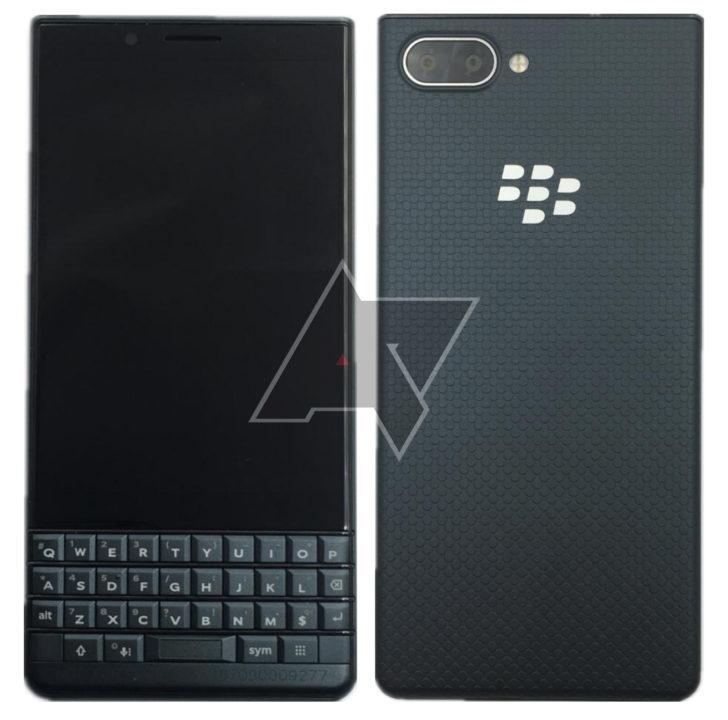BlackBerry Key2 LE atteso a IFA il 30 agosto, trapelano foto e specifiche
