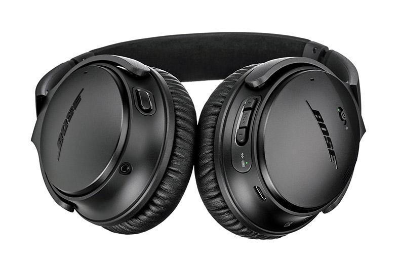 Le cuffie Bose QC35 II accolgono anche il supporto ad Amazon Alexa