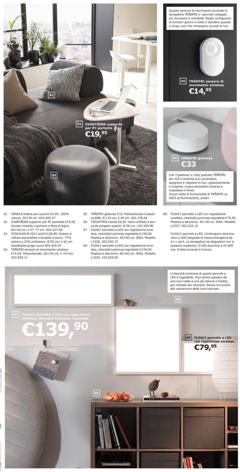 Catalogo ikea 2019 tra casa smart e speaker bluetooth - Ikea accessori casa ...