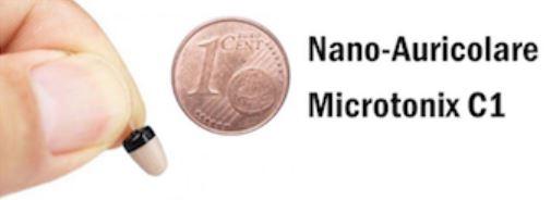 """In prova il nano auricolare spia C1, per suggerimenti """"invisibili"""""""
