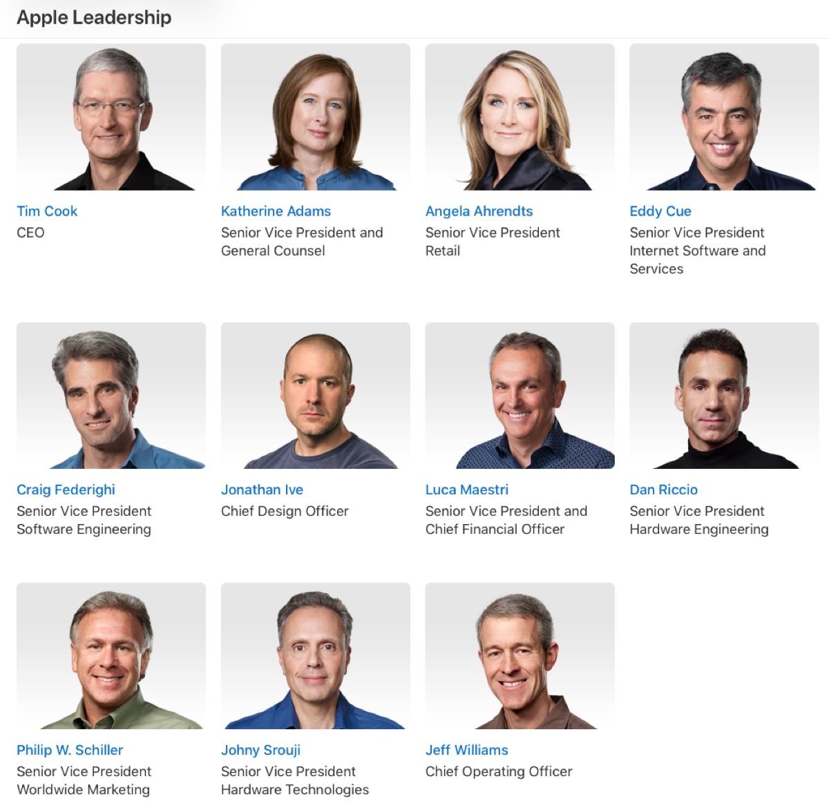Tim Cook «Lavorare per Steve Jobs era liberatorio», i papabili futuri CEO di Apple