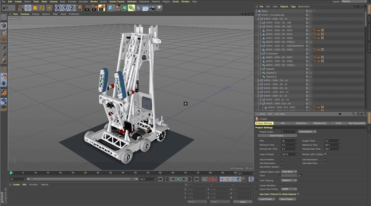MAXON presenta Cinema 4D Release 20