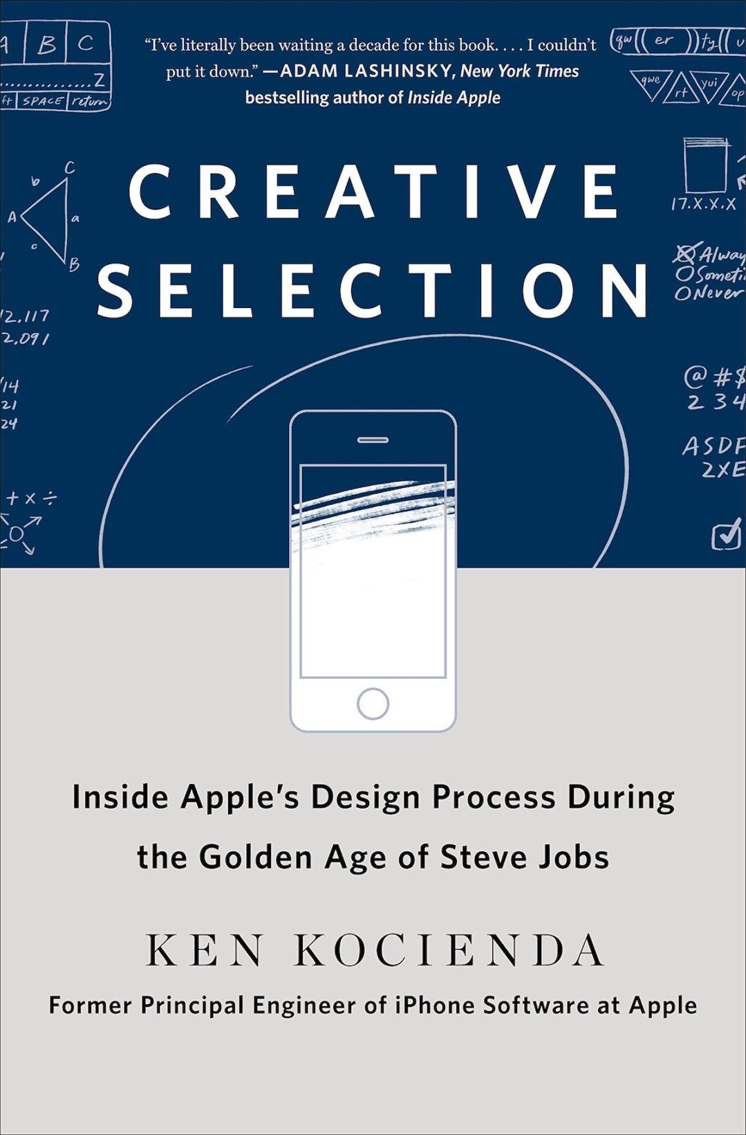 Creative Selection di Ken Kocienda, il libro sulla creazione di iPhone che tutti aspettavano