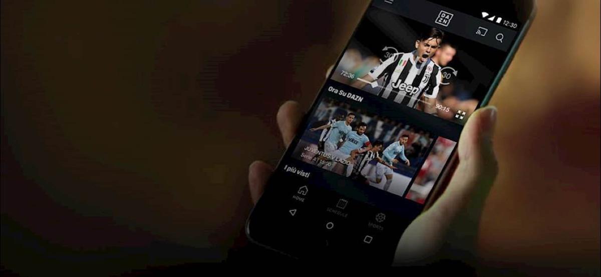 Calcio su Dazn al via: sabato il primo match di Serie A