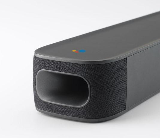 Da JBL la soundbar Android TV con l'Assistente Google a bordo
