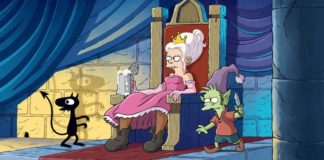 Dopo i Simpson e Futurama, su Netflix è arrivata Disincanto, la nuova serie tv firmata Matt Groening