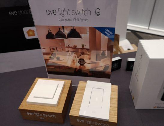 Le novità Homekit di eve a IFA 2018: eve Room e tanti prodotti Homekit per illuminazione e sicurezza