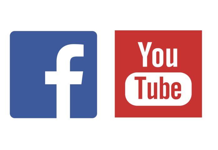 Visite Facebook dimezzate in due anni, previsto il sorpasso di YouTube