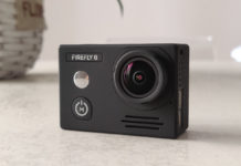 FireFly 8, action cam 4K con slow motion fino a 240 fps