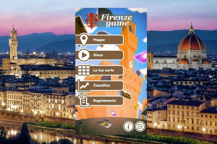 Con Firenze Game la storia di Firenze è un gioco da ragazzi e si impara con iPhone