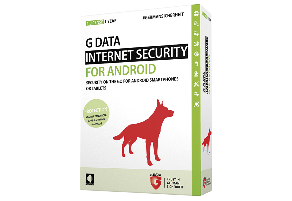 G DATA Internet Security, l'anti-malware per Android «E' infallibile»