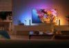 Signe e Play, due nuove lampade Philiphs Hue per giocare con la luce