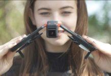 iDol, il selfie drone di Xiaomi Youpin sempre in tasca