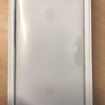 Ecco Google Pixel 3 XL