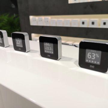 Le novità di eve a IFA 2018: arrivano eve Room e tanti prodotti Homekit per illuminazione e sicurezza