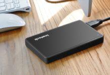 """Astuccio Inateck FE2004, trasforma HD e SSD 2.5"""" in dischi USB: sconto 8,39 euro"""