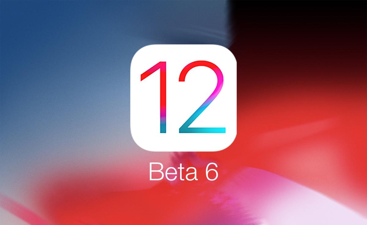 Ecco le novità di iOS 12 beta 6