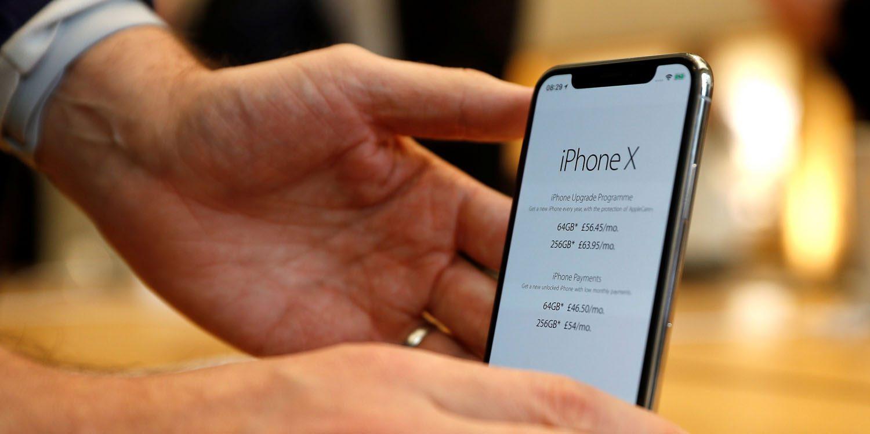 Smartphone sempre più cari in futuro, la colpa è di iPhone X