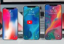 Video iPhone 2018, YouTuber mostra i manichini dei tre modelli